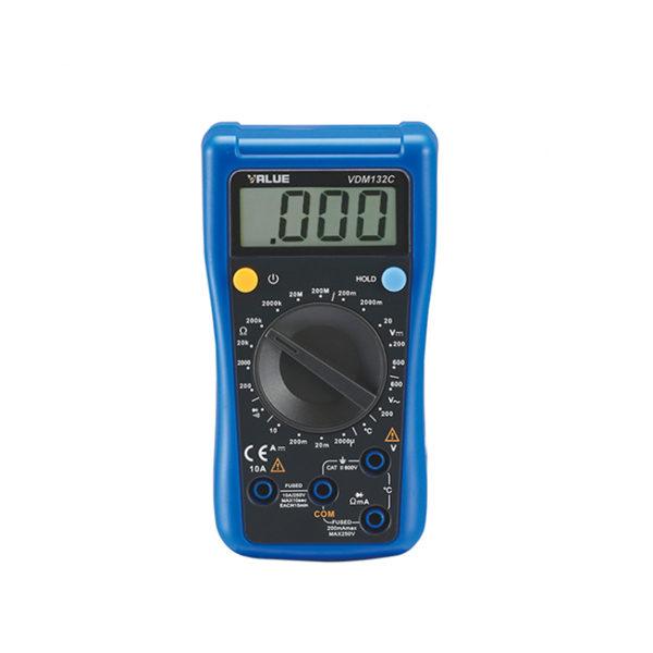 Мультиметр VDM132C