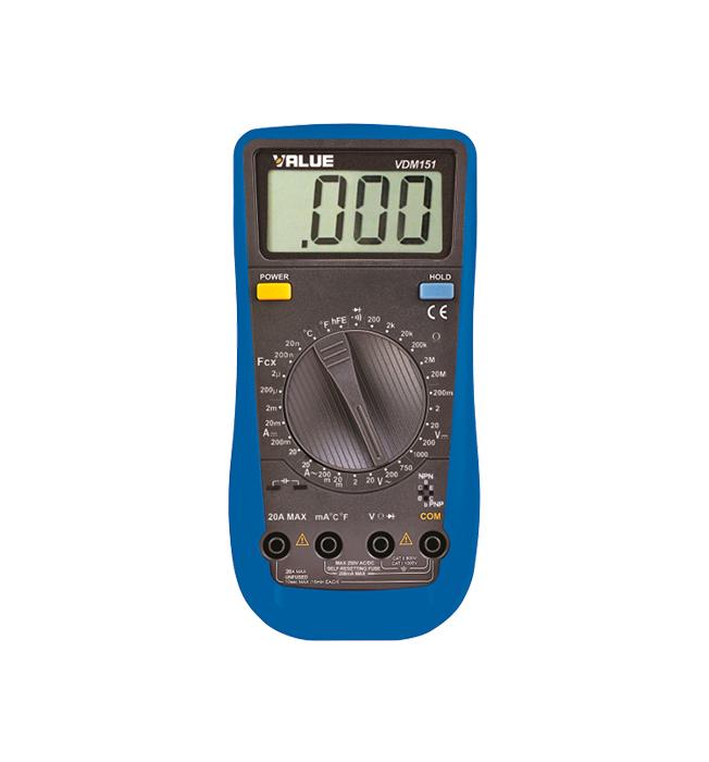 Мультиметр VDM 151