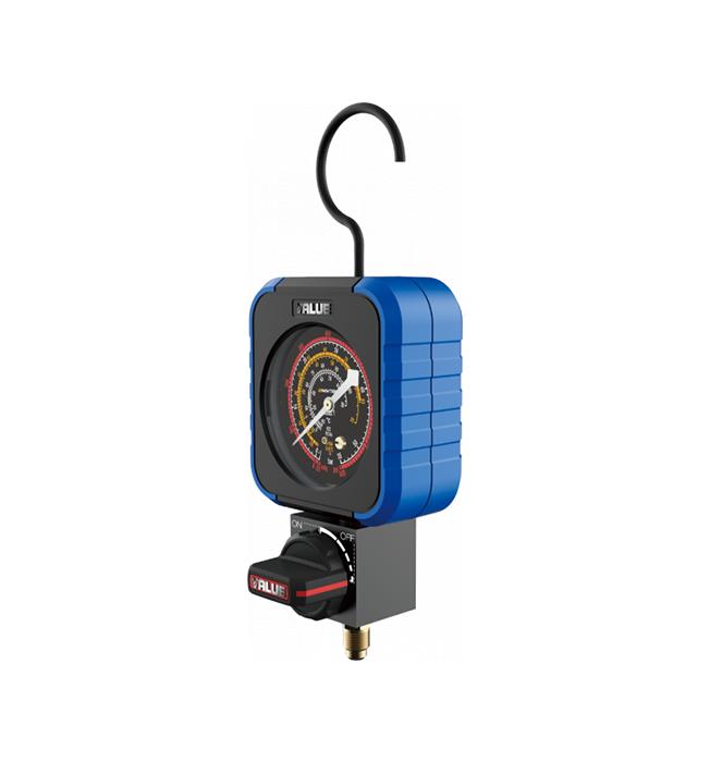 Одновентильный манометрический коллектор VRM1-B-0403