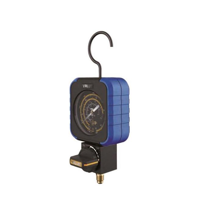 Одновентильный манометрический коллектор VRM1-B-0404