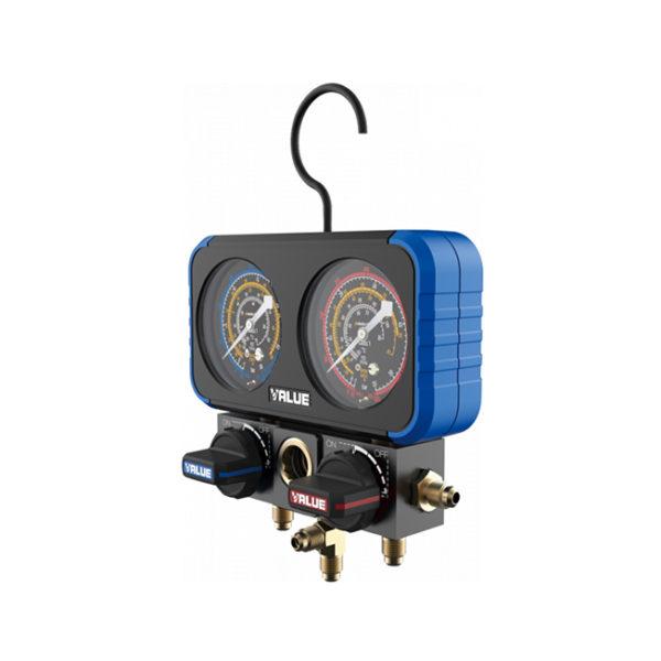 Двухвентильный манометрический коллектор VRM2-B-0501