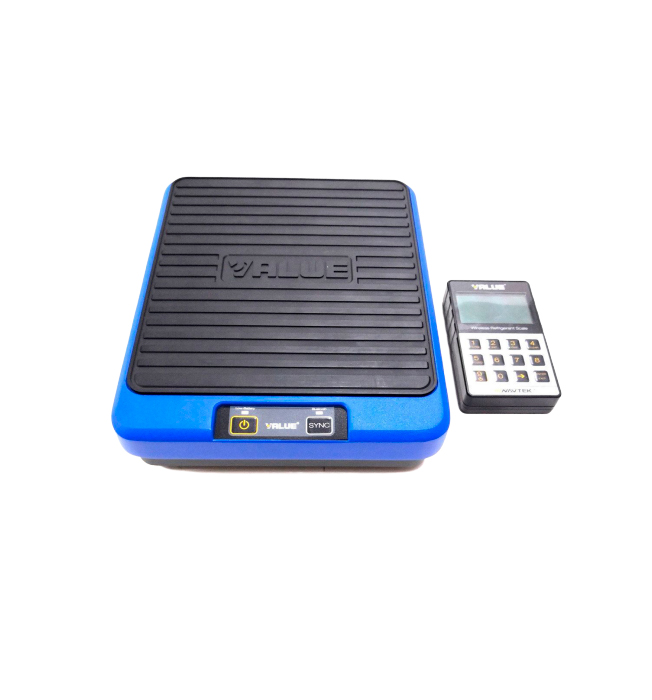 Беспроводные электронные весы VRS-50I-01